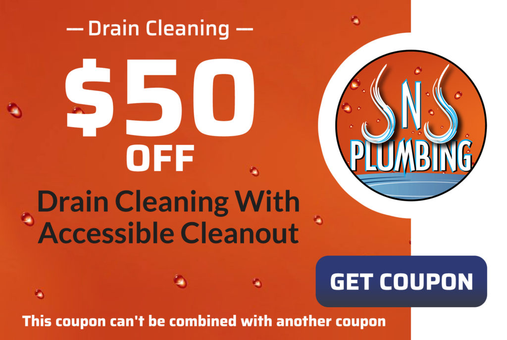 JNJ Drain Cleaning Coupon
