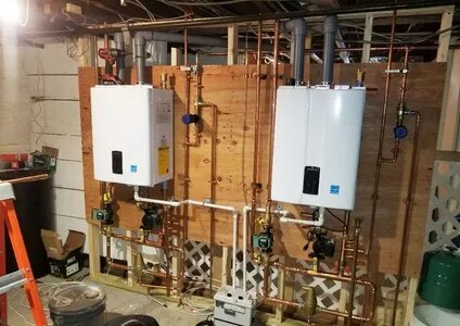 Tankless Water Heater Services Livingston