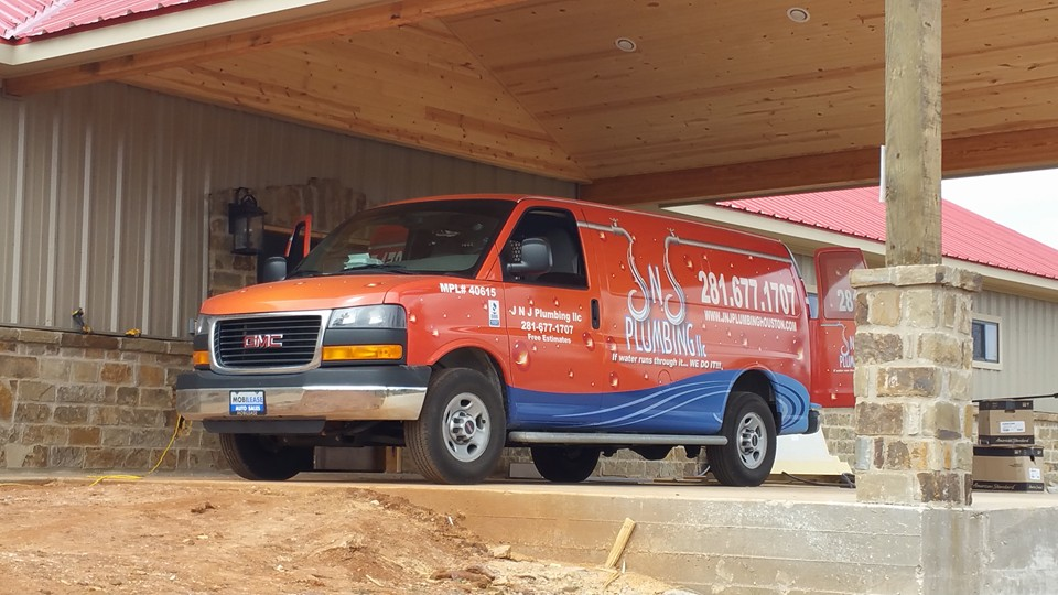 JNJ Plumbing Services Livingston