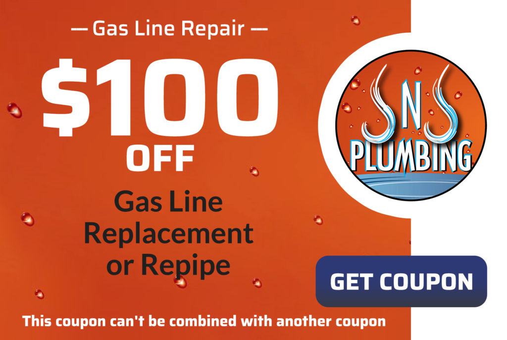 JNJ Gas Line Repipe Coupon