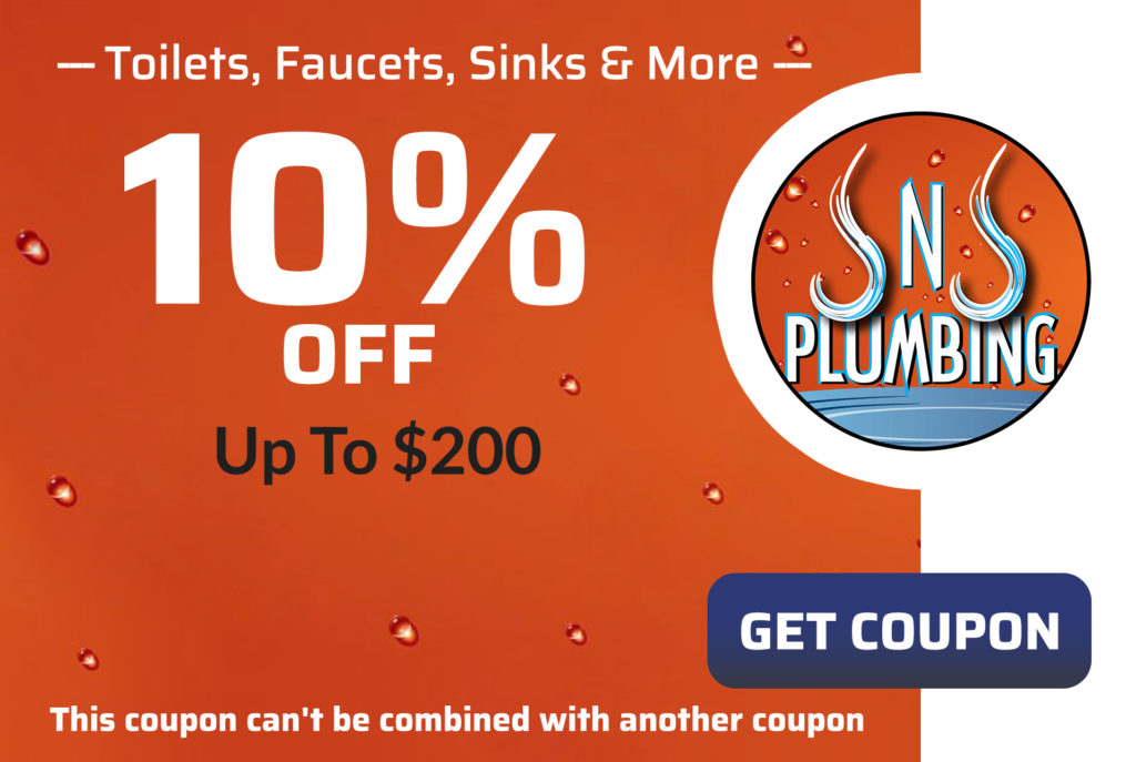 JNJ Toilets, Faucets, Sinks Coupon