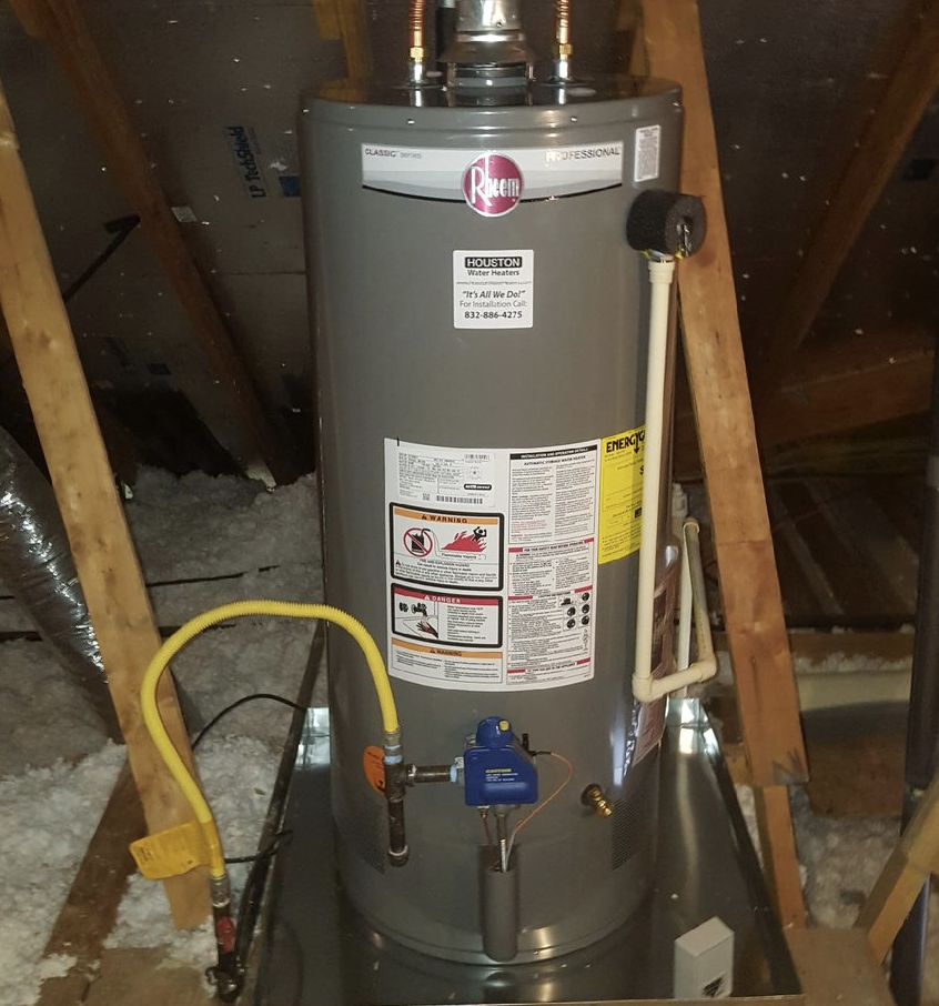 Water Heater Services Livingston